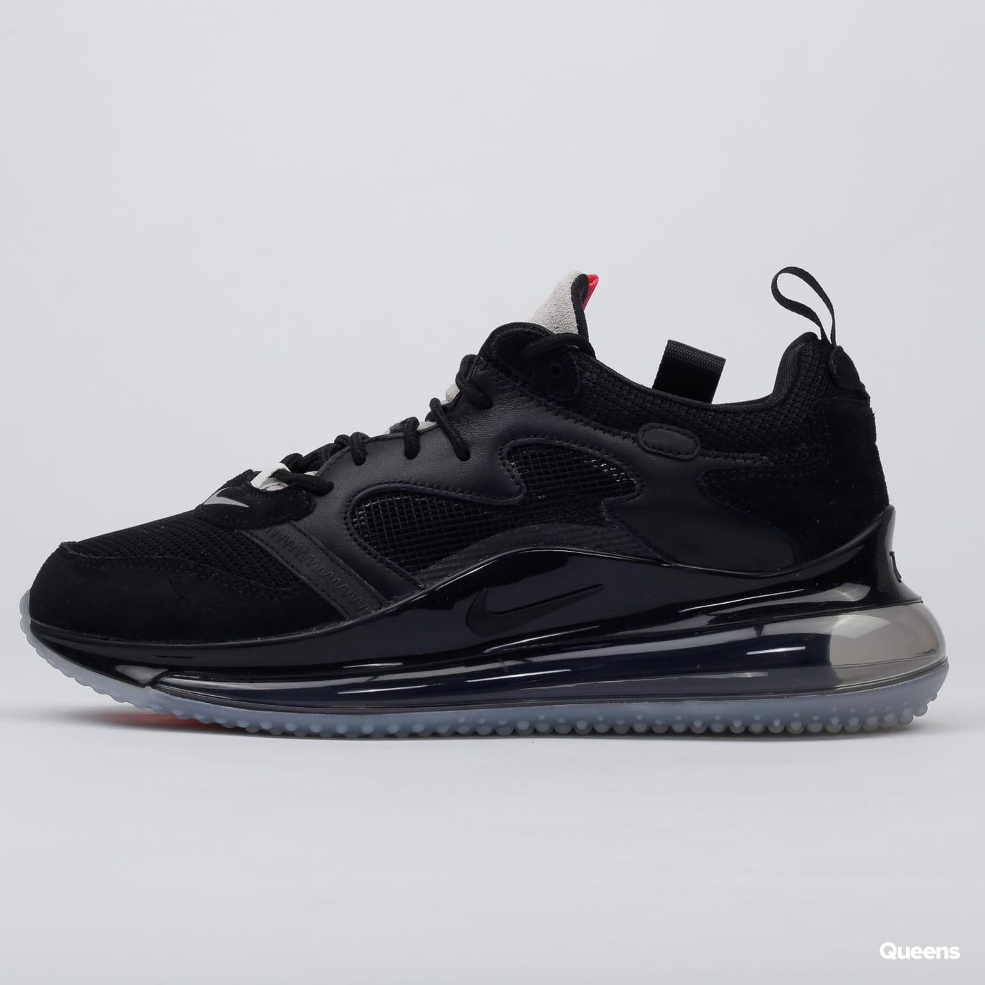 Nike Air Max 720 / OBJ black / summit white - red orbit
