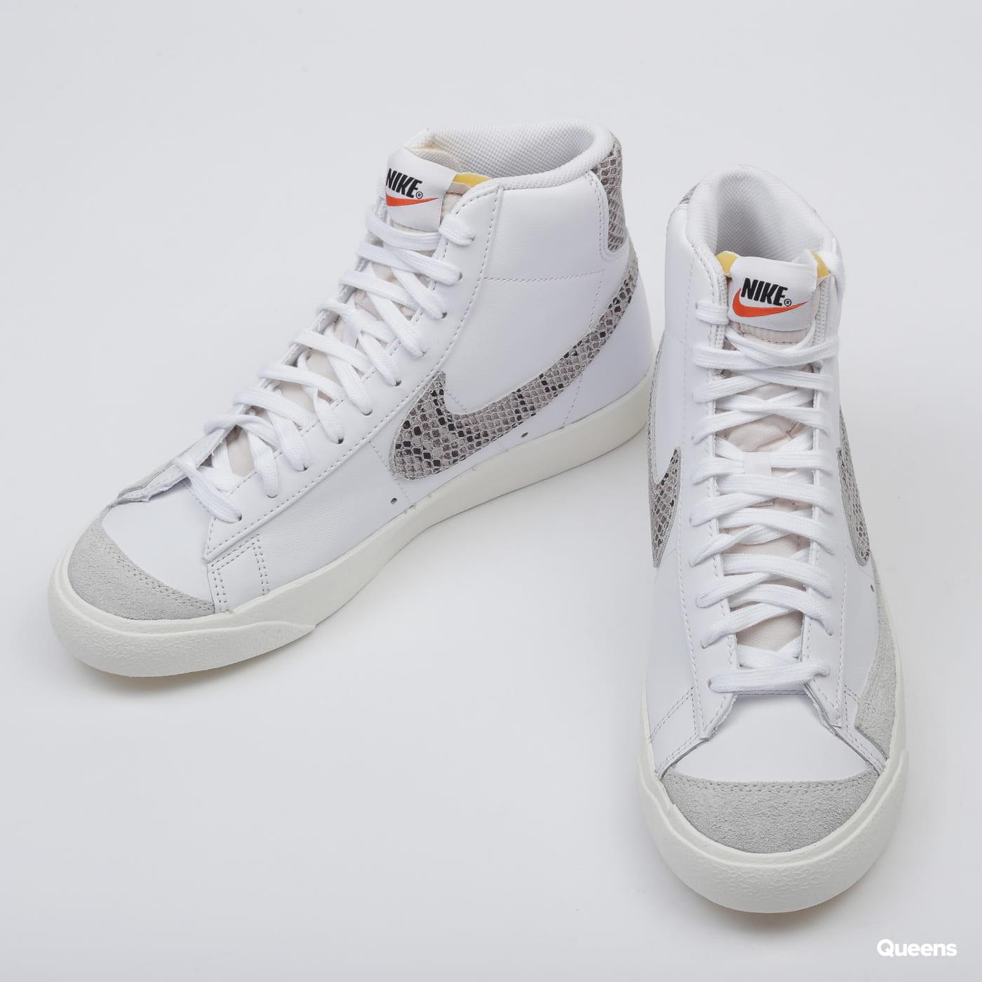 Nike Blazer Mid '77 Vintage WE Reptile white / sail