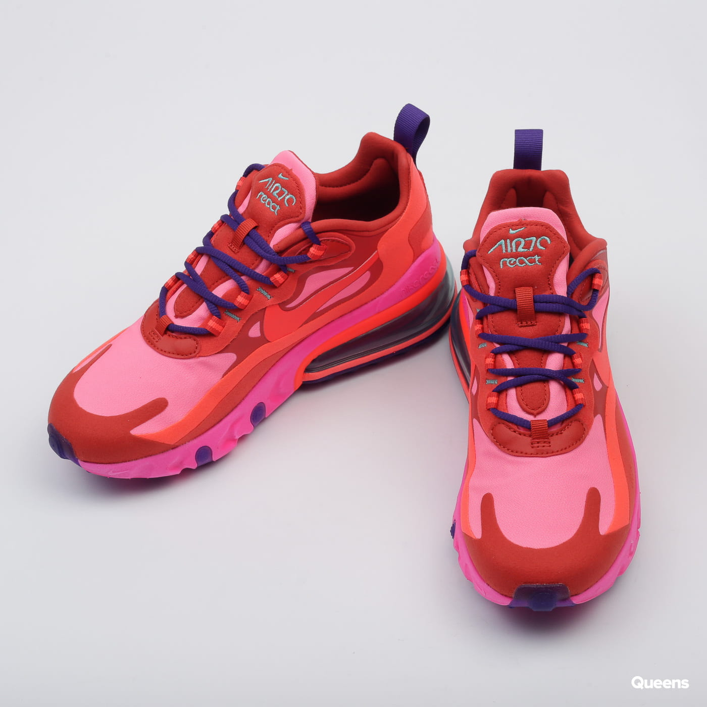air max 270 react mystic red