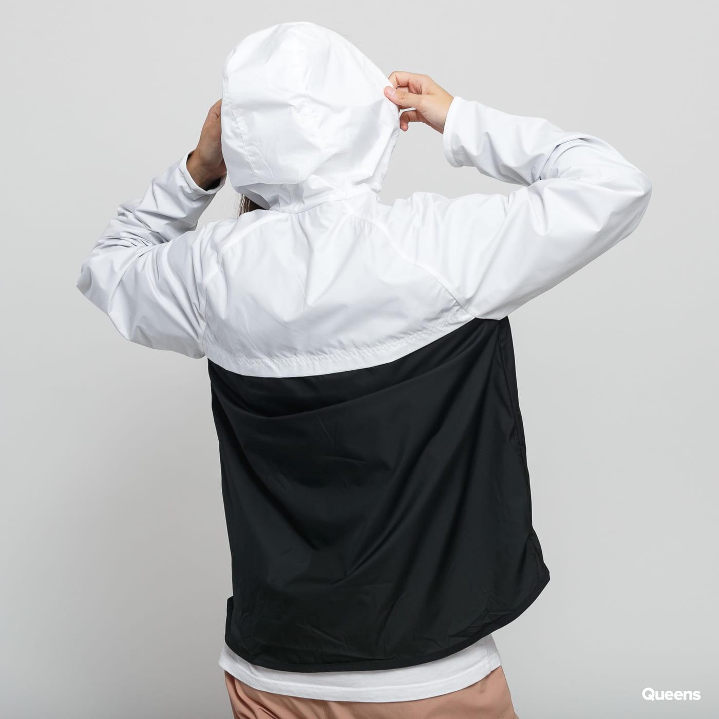 Nike W NSW Windrunner Jacket black / white