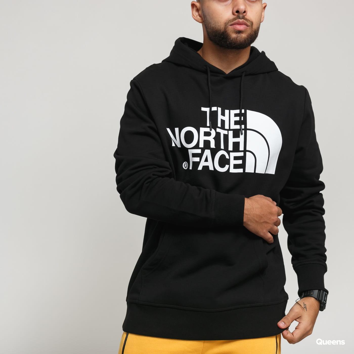 The North Face M Standard Hoodie schwarz
