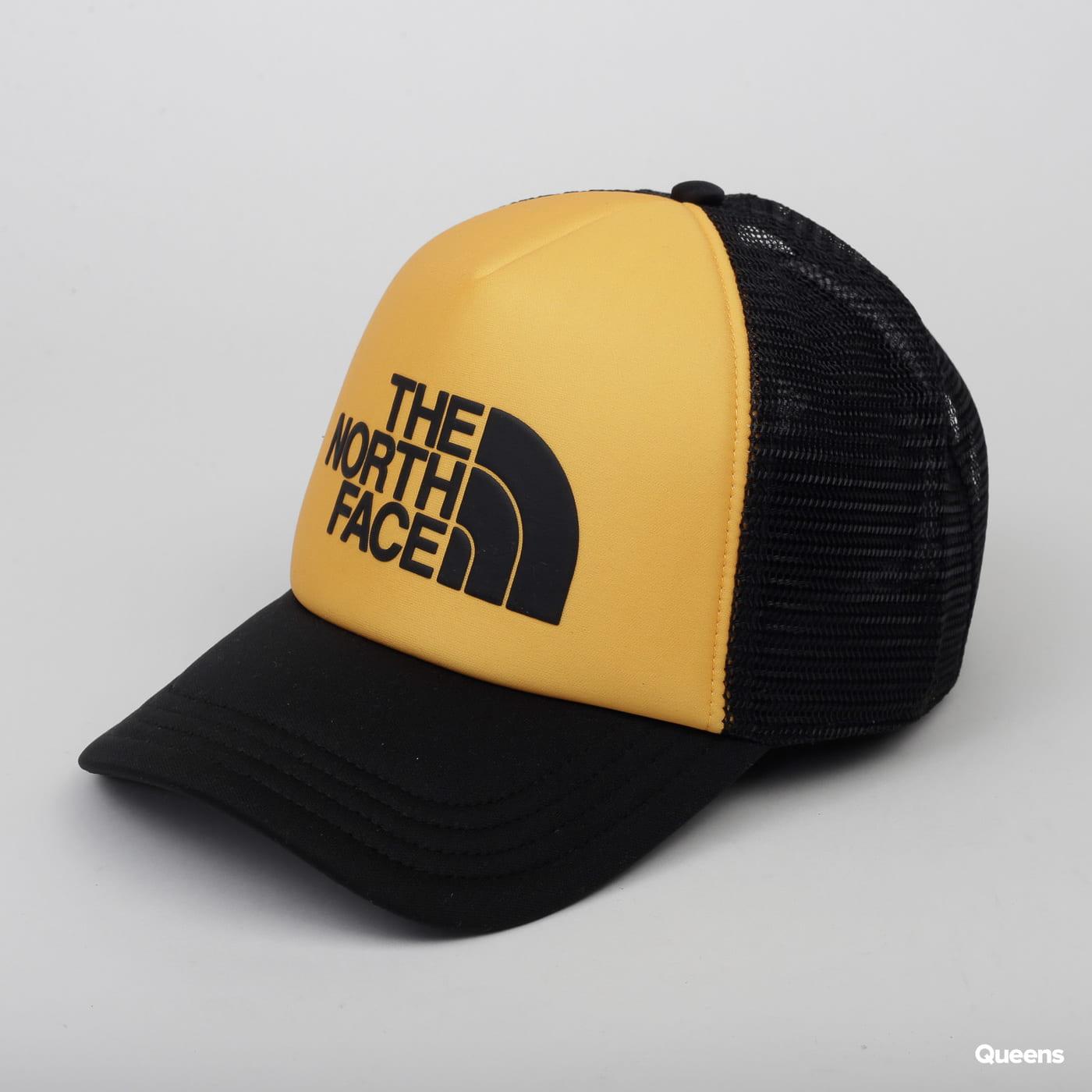The North Face TNF Logo Trucker žltá / čierna