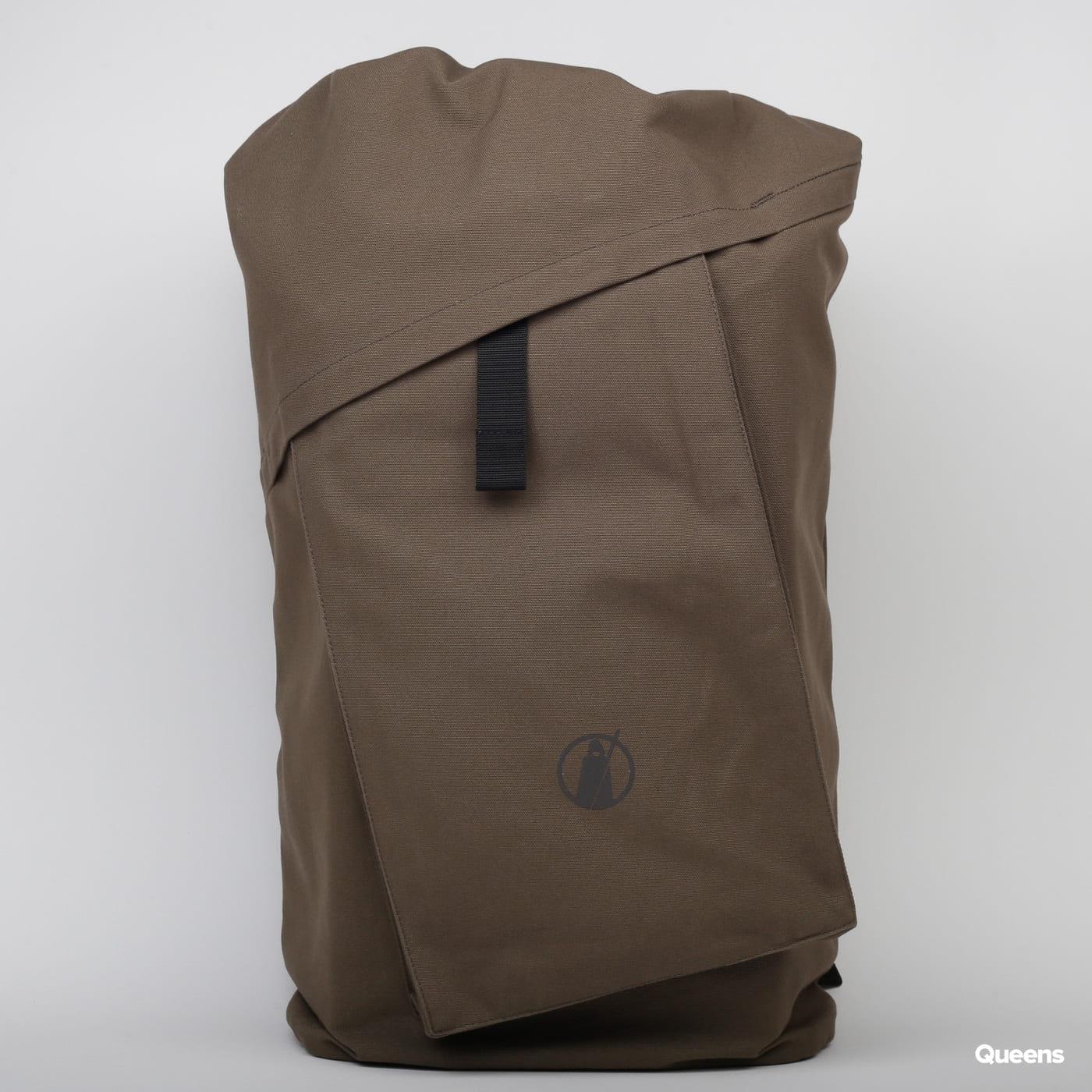 POUTNIK BY TILAK Atmor PAC-01 Backpack dark olive