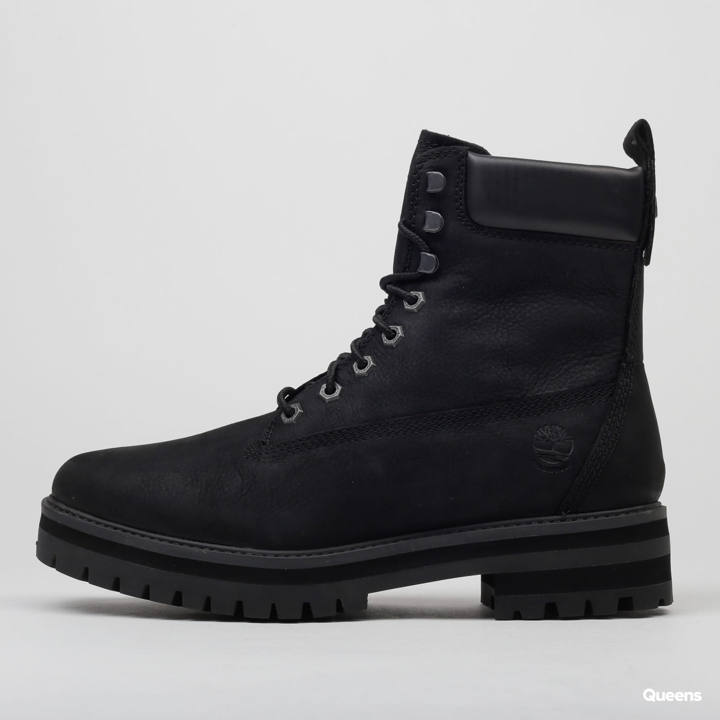 Timberland Courma Guy Waterproof Boot black full grain