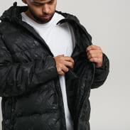 adidas Originals H Jacket Down Reflective černá / tmavě šedá