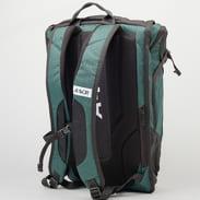 AEVOR Daypack melange tmavě zelený / černý