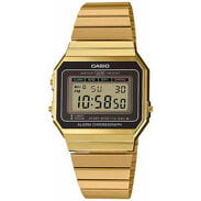 Casio A 700WEG-9AEF zlaté