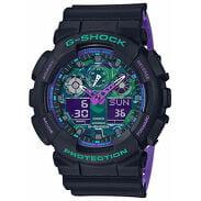 Casio G-Shock BA 100BL-1AER čierne / multicolor