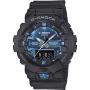 Casio G-Shock GA 810MMB-1A2ER čierne / modré