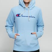 Champion Hooded Sweatshirt světle modrá