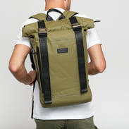 CONSIGNED Corcova Backpack olivový