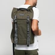 CONSIGNED Zane Backpack tmavě olivový