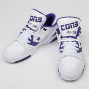 Converse ERX 260 OX white / court purple / white