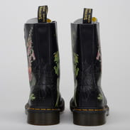 Dr. Martens 1490 WB multi wild botanics placed backhand