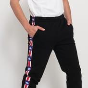 Kappa Authentic La Barno černé / modré / červené / bílé