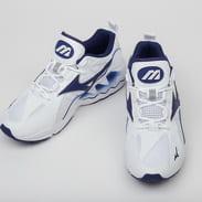 Mizuno Wave Rider 1 white / blue depths