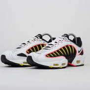 Nike Air Max Tailwind IV white / black - brught crimson