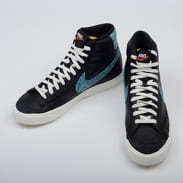 Nike Blazer Mid '77 Vintage WE Reptile black / light aqua - sail