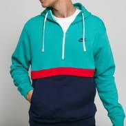 Nike M NSW Club Hoodie HZ BB zelená / navy