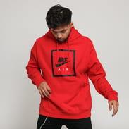 Nike M NSW PO Hoodie Nike Air červená