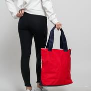 Nike W NK Radiate Tote červená / navy / světle růžová