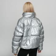 Nike W NSW Syn Fill Jacket Statement Shine stříbrná