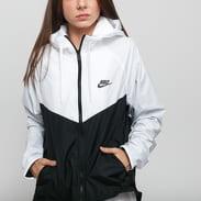 Nike W NSW Windrunner Jacket černá / bílá