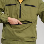 Stüssy Big Pocket Anorak zelená