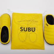 SUBU The Winter Sandals vibrant yellow