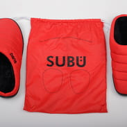 SUBU The Winter Sandals poppy red