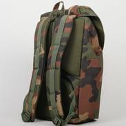 The Herschel Supply CO. Little America Backpack camo green