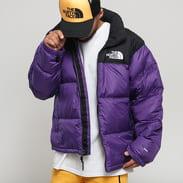 The North Face M 1996 Retro Nuptse Jacket fialová / černá