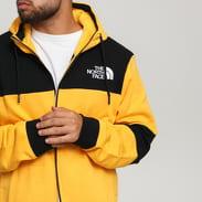 The North Face M Himalayan Full Zip Fleece žlutá / černá