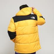The North Face M Himalayan Light Down Hooded Jacket žlutá / černá