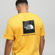The North Face S/S Red Box Tee žlté