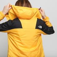 The North Face W Mountain Light Windshell Jacket žlutá / černá