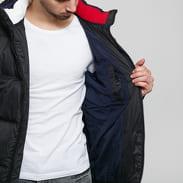 TOMMY JEANS M Essential Down Jacket černá