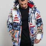 TOMMY JEANS M Patterned Jacket multicolor