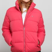 TOMMY JEANS W Modern Puffa Jacket růžová