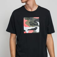 Under Armour Unstoppable Camo Tee black