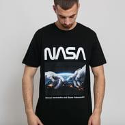 Urban Classics NASA Astronaut Hands Tee černé
