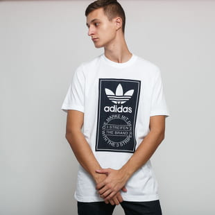 adidas Originals Tartan Tongue Tee