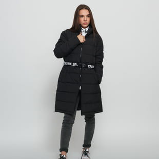 CALVIN KLEIN JEANS Long Puffer Coat