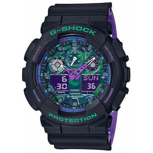 Casio G-Shock GA 100BL-1AER