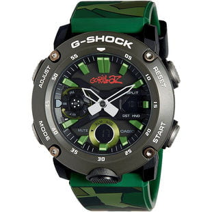 "Casio G-Shock GA 2000GZ-3AER ""Gorillaz"""