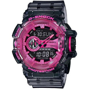 "Casio G-Shock GA 400SK-1A4ER ""Clear Skeleton Series"""