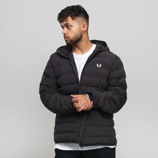 FRED PERRY Insulated Hooded Jacket
