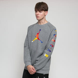 Jordan M J Sprt DNA HBR Fleece Crew