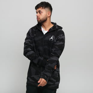 Jordan M Jumpman Fleece Camo Full Zip