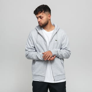 LACOSTE Men's Full Zip Hooded